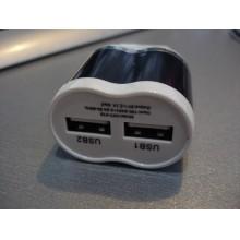 Зарядное устройство для мобильного телефона 2USB SmartMini