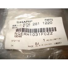 Шестерня привода барабана 20T SF-2116/2216/2118/2218/2220 (NGERH1031FCZZ)