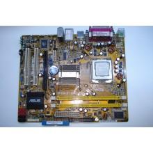 Материнская плата ASUS P5GZ-MX +процессор Celeron E1500 2*2.2Ггц б/у