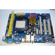 Материнская плата Asrock N68-S (Socket AM2+ ) DDR2 б/у