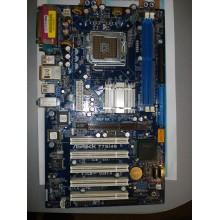 Материнская плата ASRock 775i48 SATA DDRI AGP (Socket 775) б/у