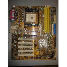 Материнская плата Foxconn K8N250A01-6LRS K8N250A01 6LRS AGP (S754) раб. б/у