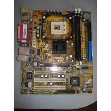 Материнская плата ASUS P4VP-MX (Socket 478) Б/У