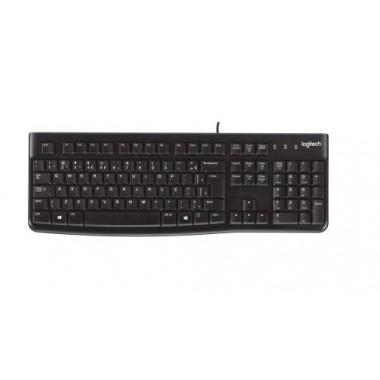 Клавиатура Logitech K120 Ukr