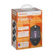 Мышка Defender Flash MB-600L Black