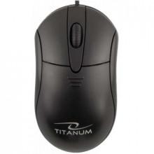 Мышка Esperanza Titanum TM107K Black