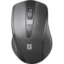 Мышка Defender Datum MM-265 Black беспроводная