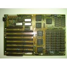Материнская плата с процессором 80286-12 память 41256-12-32 #70091