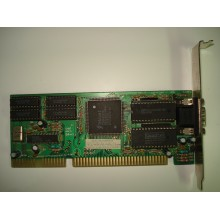 Видеокарта ISA Trident TVGA9000B 512Kb #70062