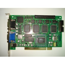 Видеокарта ISA PLX PCI6140 #70066