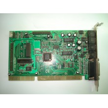 Звуковая карта ISA CX4236B-XQ3 Crystal #70040