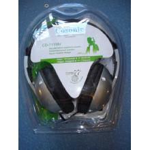 Наушники Cosonic CD-711MV с микрофоном НОВЫЕ