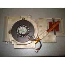Вентилятор охлаждения в сборе Asus F3J б/у