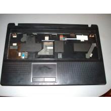 Корпус нижняя часть в сбореAsus X54H нижняя часть, крышка HDD и DDR, верхняя часть с тачпадом б/у