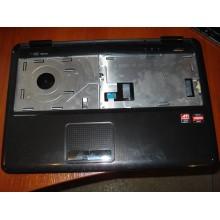 Корпус нижняя часть в сборе Asus X5DAB series нижняя часть, крышка HDD и DDR+ верхняя часть с тачпадом б/у