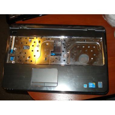Корпус нижняя часть в сборе поддон + тачпад Dell Inspiron N5010 б/у