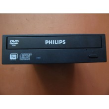 Оптический накопитель Philips SPD2414BM (DVD-RW, IDE) Black (SPD2414BM) б/у