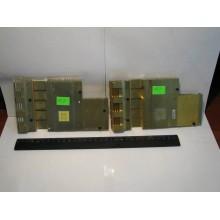 Радиатор видеокарты алюминиевый