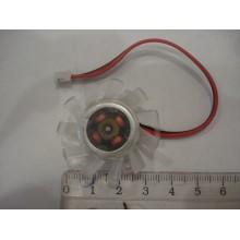 Вентилятор бескорпусный 2.5 см 2pin 12V 1 лот - 1 шт.