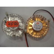 Вентилятор бескорпусный 3.5 см 2pin 12V 1 лот - 1 шт.