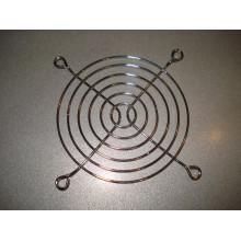Защитная решетка на вентилятор, гриль 92 мм (1 шт.)