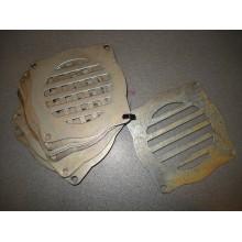 Защитная решетка на вентилятор, гриль 50 мм (1 шт.)
