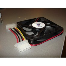 Вентилятор (кулер) для корпуса 80*80*15мм 8015 4PS
