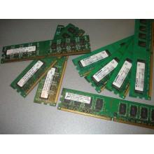 Оперативная память DDR2 2GB б/у (1 шт.)
