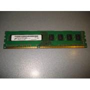 Оперативная память DDR3 4GB PC3-12800 б/у