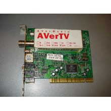PCI ТВ-тюнер AverMedia M168-U PDK SDK (AVerTV) б/у