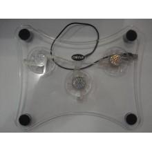 Охлаждающая подставка для ноутбука с 3 вентиляторами laptop cooler LSY 639