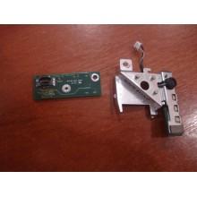 Две платы с ноутбука DELL PP01L б/у