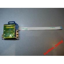 Плата картридер Emachines E640G LS-5896P б/у