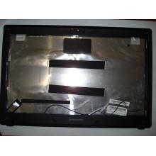 Корпус Lenovo G565 крышка матрицы, рамка матрицы + антенна WI-FI б/у