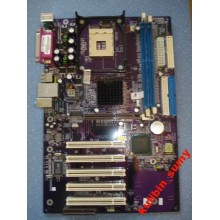 МП Elitgroup 845PE-A800 Socket 478 б/у №57