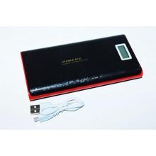 Портативное зарядное устройство PINENG PN-920 Power Bank 40000 mah LCD (реальная 9600 mAh)