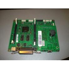 Плата форматера с сетевой составляющей Samsung ML2151N б/у
