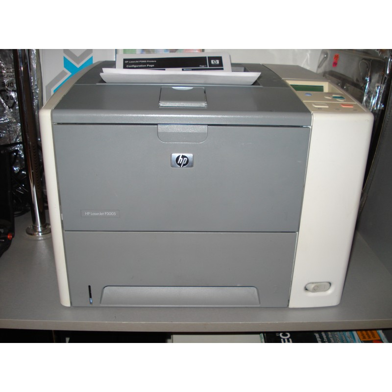 HP LASERJET P3005 PCL 5E DRIVER WINDOWS XP