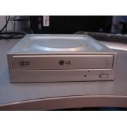Привод DVD-RW LG GH22NS50 SATA серебро б/у