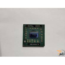 Процессор AMD Athlon II Dual-Core M340, AMM340DB022GQ, тактовая частота 2.20 ГГц, 1 МБ кэш-памяти, Socket S1, б/у, протестированный, рабочий
