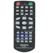 Пульт Huayu RC-820J+ - универсальный пульт для автомагнитол и TV