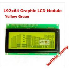 192 x 64 192 64 192 * 64 графический матричный жк-модуль желтый зеленый дисплей экран #вит11