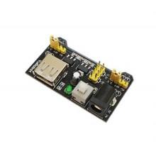 Модуль питания макетных плат MB102 3.3/5В Arduino 1:52