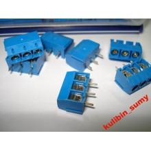 Конектор KF301 Клемник 3pin 300V 16A (1 шт) #1:60