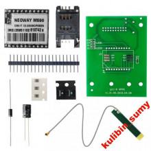 NeoWay M590 GSM GPRS модуль DIY KIT 900 1800MHz Набор #1:0 (1 шт.)