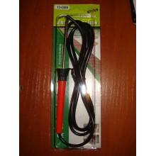 Паяльник ZD-20, с пластиковой ручкой, 8W, 12V, без штекера, Zhongdi