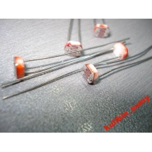 Фоторезистор (датчик света) GL5506 1 лот - 1 шт. датчик освещенности для Ардуино #G13