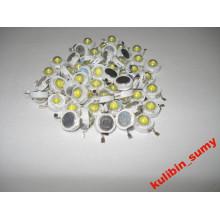 LED светодиод 3W белый нейтральный (1 шт.)
