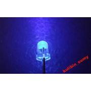 Светодиод 5 мм ультрафиолетовый UV (1 шт.)