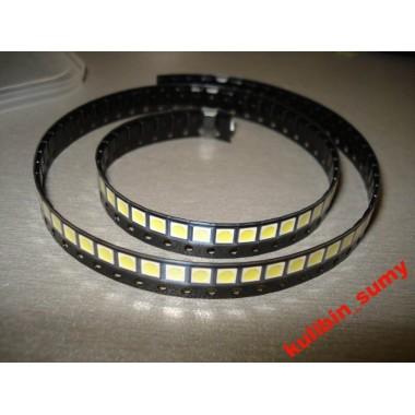 Lg светодиоды подсветки 1210 3528 3V 110-140LM (1 светодиод) холодный